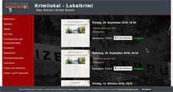 Preview of krimilokal-lokalkrimi.de